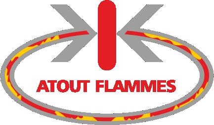 Atout Flammes Logotipo
